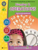 Math Task and Drill Combined Number & Operations Gr Pk-2