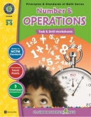 Math Task and Drill Combined Number & Operations Gr 3-5