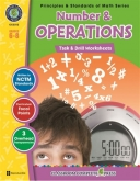 Math Task and Drill Combined Number & Operations Gr 6-8