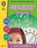 Math Task and Drill Combined Geometry Grade Pk-2