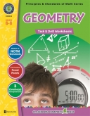 Math Task and Drill Combined Geometry Grade 6-8