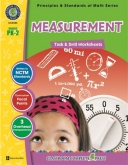 Math Task and Drill Combined Measurement Grade Pk-2