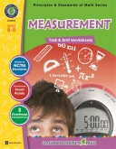 Math Task and Drill Combined Measurement Grade 6-8