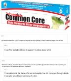 Common Core Standards Kit Grade  6 Language Arts