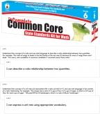 Common Core Standards Kit Grade  6 Math
