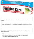 Common Core Standards Kit Grade  7 Language Arts