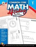 Common Core Math 4 Today Grade 1