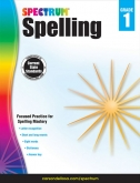 Spectrum Spelling Grade 1