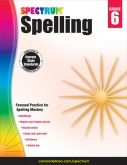 Spectrum Spelling Grade 6