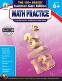Common Core Edition math Practice Grades 6+