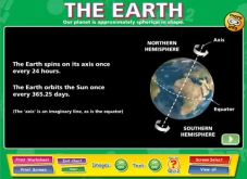 The Earth IWB Software