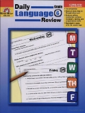 Daily Language Review Grade 6