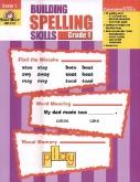 Building Spelling Skills - Daily Practice Grade 1