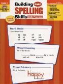 Building Spelling Skills - Daily Practice Grade 2