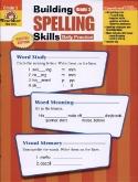 Building Spelling Skills - Daily Practice Grade 3