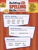 Building Spelling Skills - Daily Practice Grade 4