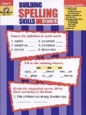 Building Spelling Skills - Daily Practice Grade 6+