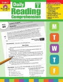 Daily Reading Comprehension Grade 2