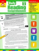 Daily Reading Comprehension Grade 8