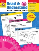 Read and Understand with Leveled Texts Grade K