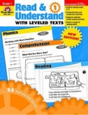 Read and Understand with Leveled Texts Grade 1