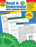 Read and Understand with Leveled Texts Grade 6+