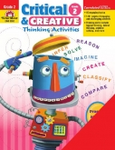 Critical and Creative Thinking Activities Grade 2