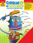 Critical and Creative Thinking Activities Grade 3