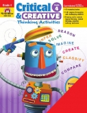 Critical and Creative Thinking Activities Grade 4