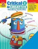 Critical and Creative Thinking Activities Grade 5
