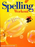 Spelling Workout - Level D (Grade 4)