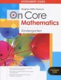 On-Core Mathematics Grade K Assessments