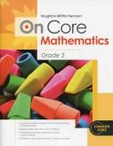 On-Core Mathematics Grade 2 Student Edition