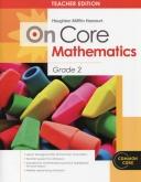 On-Core Mathematics Grade 2 Teacher Edition