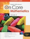 On-Core Mathematics Grade 2 Assessments