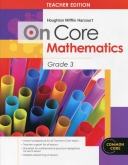 On-Core Mathematics Grade 3 Teacher Edition
