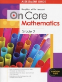 On-Core Mathematics Grade 3 Assessments