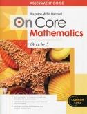 On-Core Mathematics Grade 5 Assessments