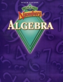 Working With Numbers Algebra