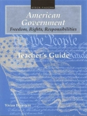 American Government Softcover Teacher's Guide