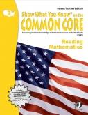SWYK CC  Reading/Math Grade 3 Teacher's Edition