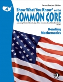 SWYK CC  Reading/Math Grade 4 Teacher's Edition