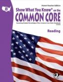 SWYK CC  Reading Grade 8 Teacher's Edition