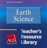 Earth Science Teacher's Resource Library CD-ROM