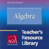 Algebra Teacher's Resource Library CD-ROM