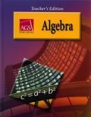 Algebra Teacher's Edition