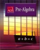 Pre-Algebra Hardcover TextBook