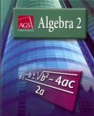 Algebra 2 Hardcover TextBook