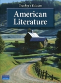 AGS American Literature Teacher's Edition