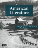 AGS American Literature Building Language Arts Skills WorkBook